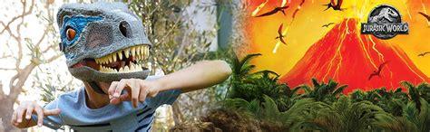 Amazon.com: Jurassic World Chomp 'n Roar Mask Velociraptor