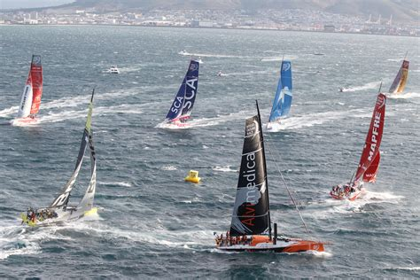 team brunel breeze   cape town   volvo ocean