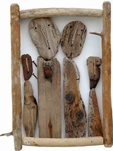 Tableau En Bois Décoration : tableau bois ~ Teatrodelosmanantiales.com Idées de Décoration