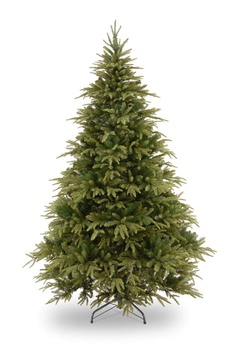 6 5ft weeping spruce feel real artificial christmas tree hayes garden world