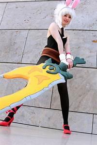 Battle Bunny Riven Cosplay by SnowscarredLady on DeviantArt