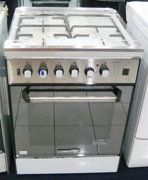 La Germania 3 gas   1 electric hotplate stainless   Cebu