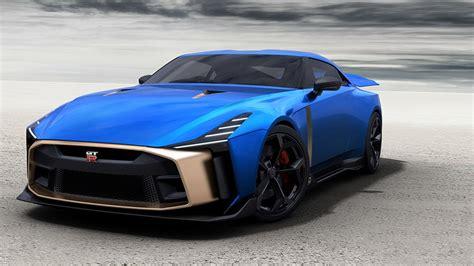 nissan gt   production version confirmed car