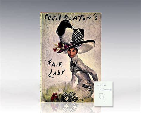 Cecil Beaton's Fair Lady Vivien Leigh First Edition Signed
