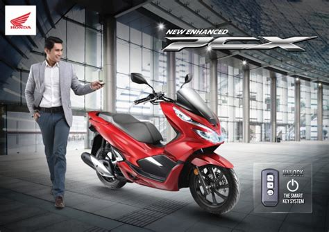 Pcx 2018 Club by 2018 Honda Pcx Launched By Boon Siew Honda Bikesrepublic
