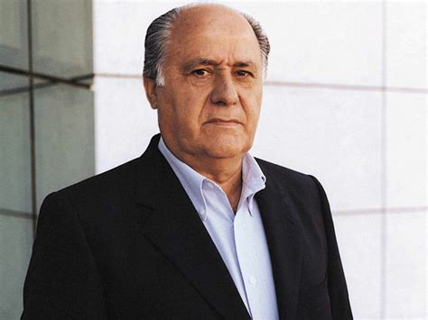 amacio ortega owner of zara clothing amancio ortega is world s richest