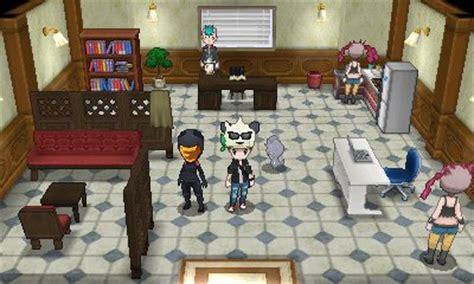 relooker bureau pokémon x y daily event