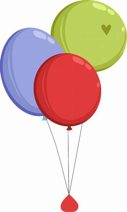 Balloons Clipart Creazilla Transparent