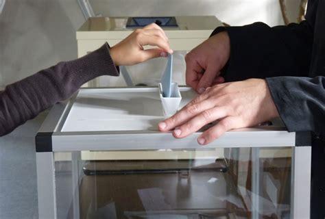 ouverture du bureau de vote elections présidentielles horaires d ouverture du bureau