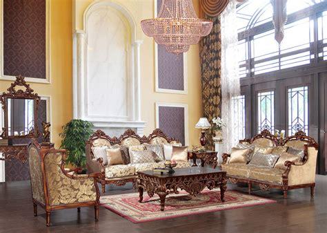 Luxury Living Room Set Baci Living Room