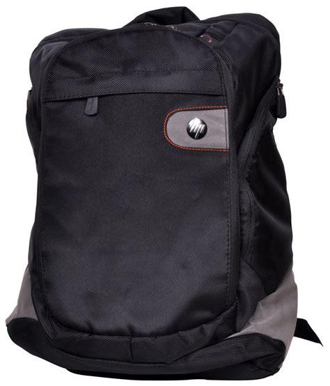 branded backpack   pack manufactured  hp laptops