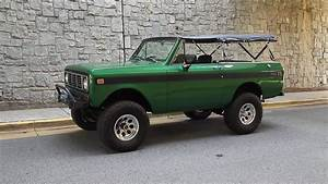 1978 International Scout Ii For Sale