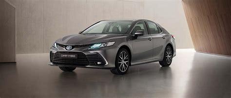 Toyota camry viii (xv70) рестайлинг. Toyota Camry: Mit mehr Sicherheit ins neue Modelljahr ...