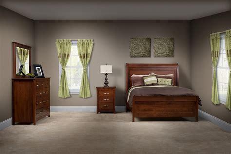 lexington  piece bedroom set  dutchcrafters amish
