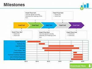 milestones market research business plan legal documents With project milestone template ppt