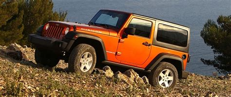 New Jeep Wrangler Deals And Lease Offers