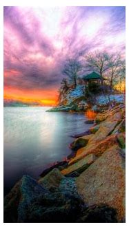3D Wallpaper Sunset | All HD Wallpapers Gallerry