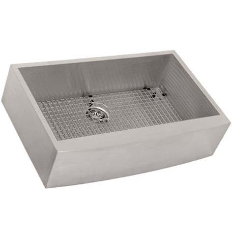 stainless steel kitchen sink accessories ticor s4412 zero radius 36 quot farmhouse stainless steel 8261