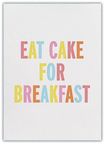 eat cake  breakfast  tumblr