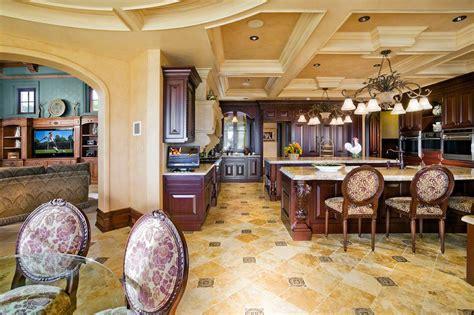 Kitchen Designs Open Kitchen Floor Plans Bring Family