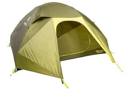 Reliable Tent With Footprint