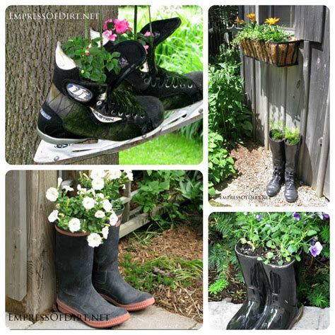 Hometalk   Creative and Unusual Containers For The Garden