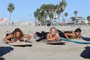 The Sats go SURFING in Cali! - The Secret Obsession