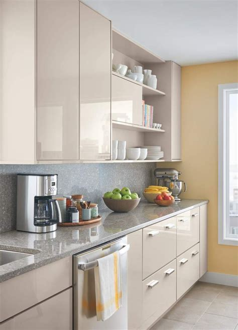 how to set kitchen cabinets create a sleek modern kitchen with the lacombe avenue 7358