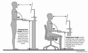 Stand Up Ergonomic Computer Desk Contoocook  Nh