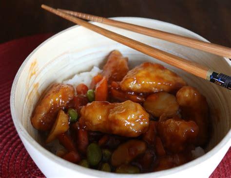 pf changs home menu orange chicken  crafty blog