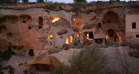 Hotel In Caves by Turkey Gamisaru Cave Hotel Is Located In Cappadocia A
