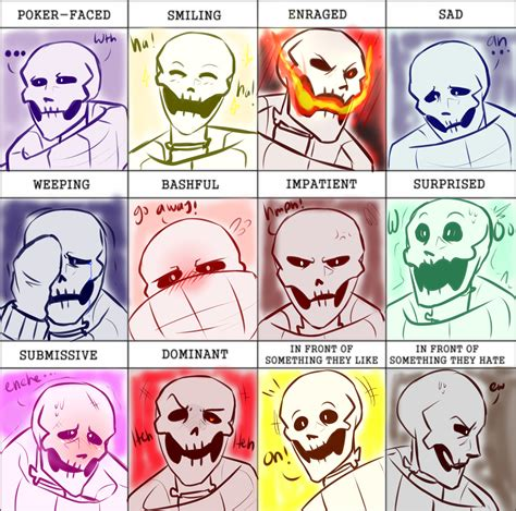 Expressions Meme - expression meme ace by putt125 on deviantart