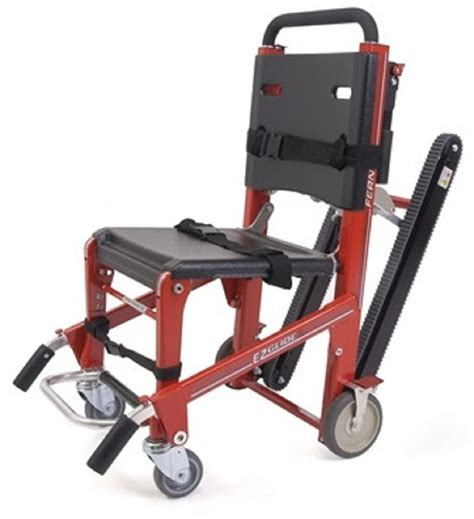ez glide tracked evacuation stair chair free shipping