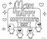 Coloring Pages Mothers Mother Printable Cool2bkids sketch template