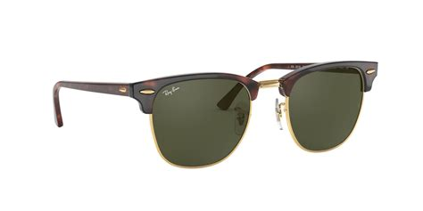 Enter now and make your order on the official sunglass hut onilne store. Ray-Ban Clubmaster Sunglasses RB3016 W0366 49