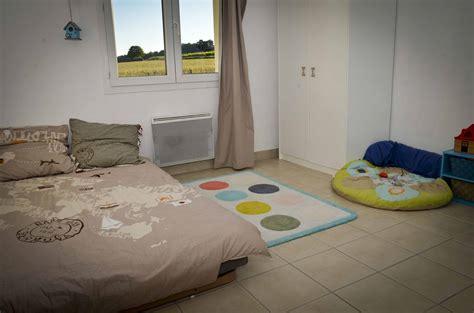 images chambre sommeil de l 39 enfant selon la méthode montessori