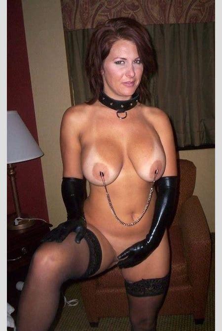 Nipple clamps - Porno Pics