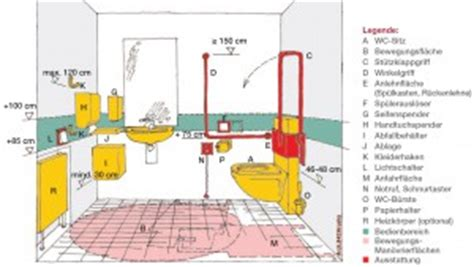 behinderten wc planung informationsblatt wc bizeps
