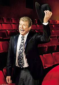Michael Crawford To Make A Stunning West End Comeback Aged