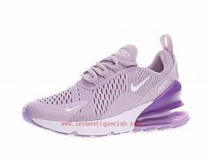 Chaussure Pour Femme Pas Cher : nike air max 270 chaussures nike running pas cher pour femme violet ah8050 510 ah8050 510 ~ Dode.kayakingforconservation.com Idées de Décoration