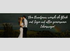 Die schönsten Hochzeitssprüche und Wünsche 417 Sprüche