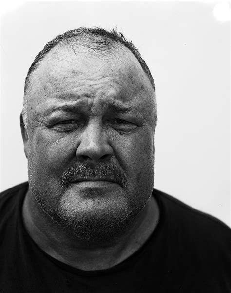 Brenden Freedman's Tri-X 320 Portraits of Blue Collar Workers