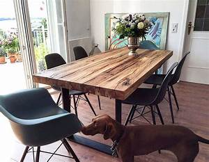 Holztisch Massiv Esszimmer : die besten 17 ideen zu esstisch holz massiv auf pinterest esstisch massiv esszimmertisch ~ Indierocktalk.com Haus und Dekorationen