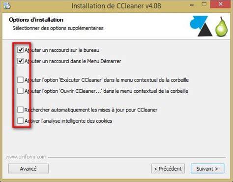 mettre icone sur le bureau comment mettre ccleaner sur le bureau