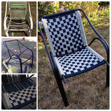 macrame lawn chair ideas   house macra
