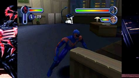 lets play psx  spiderman spiderman