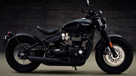 Triumph Scrambler 1200 4k Wallpapers by Triumph Bonneville Bobber 4k Ultra Hd Wallpaper