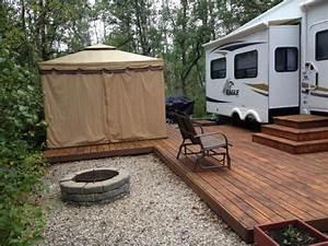 Family Campground Manitoba RV Camping Debonair Campground