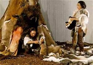 Die Urmenschen brauchten Nahrung für den Winter