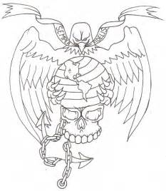 Marine Corps Tattoo Flash